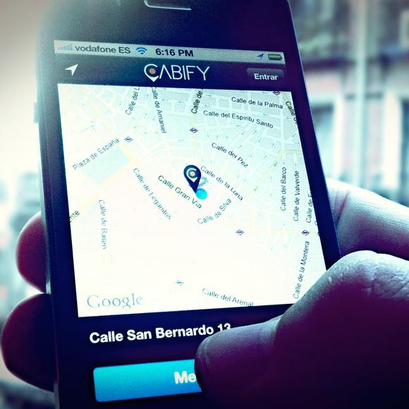 cabify square