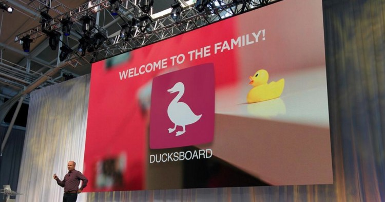 ducksboard acquisition price
