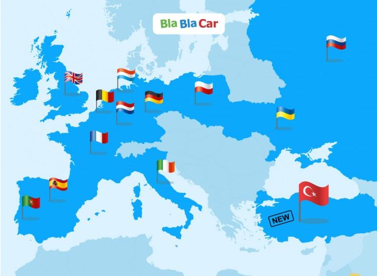 BlaBlaCar says Spain is its third biggest market worldwide, defends ...