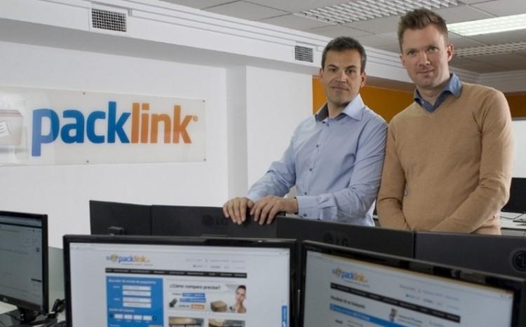 packlink funding