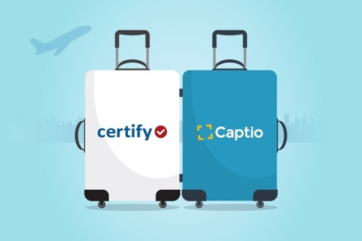 certify captio acquisition