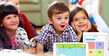kids language learning app