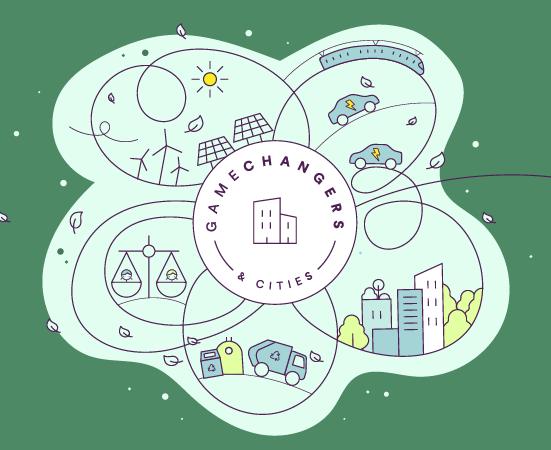 Gamechangers & Cities Seeks 10 Social Impact Startups for UN